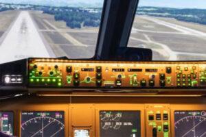 Workshop oder Teamevent mit einem Flugsimulator in Zürich mit #clearedtoland