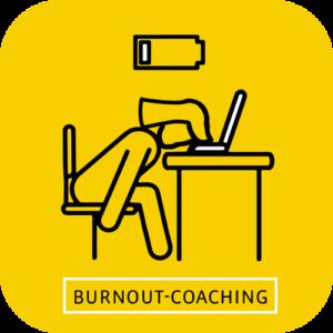 Burnout-Coaching Zürich von Pilotinnen als Pikto